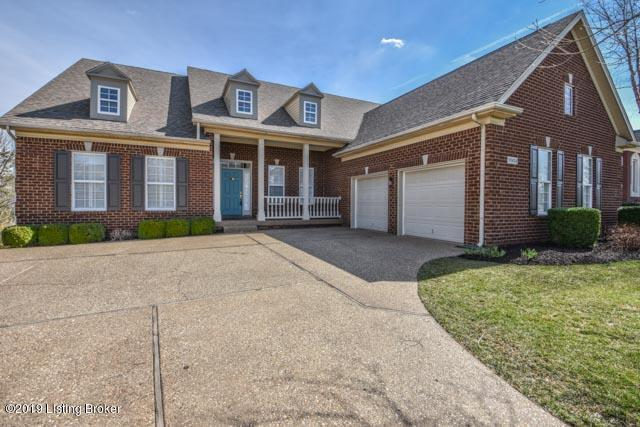 10904 Worthington Ln, Prospect, KY 40059 (#1527282) :: Team Panella