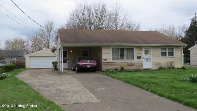 6910 Welford Ave, Louisville, KY 40272 (#1528683) :: The Sokoler-Medley Team