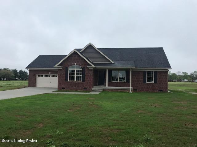 105 S Southfork Trail, Bardstown, KY 40004 (#1529927) :: The Sokoler-Medley Team