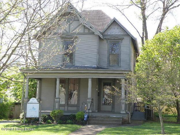 926 Main St, Shelbyville, KY 40065 (#1529956) :: Keller Williams Louisville East