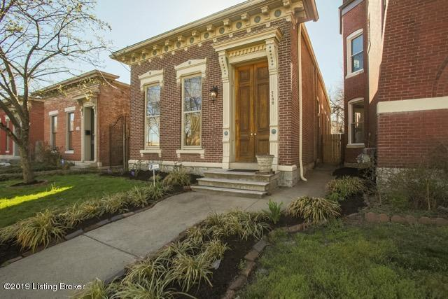 1142 S Floyd St, Louisville, KY 40203 (#1530050) :: At Home In Louisville Real Estate Group