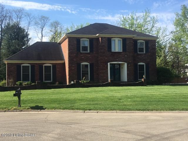 10602 Findon Ct, Louisville, KY 40243 (#1530117) :: The Sokoler-Medley Team