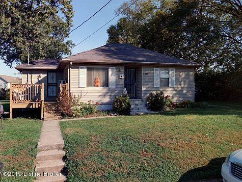 3419 Sherrill Ave, Louisville, KY 40211 (#1532678) :: Team Panella