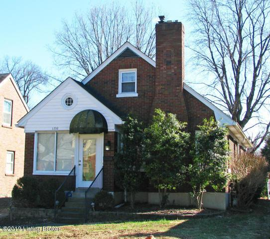1232 Wolfe Ave, Louisville, KY 40213 (#1535007) :: The Sokoler-Medley Team