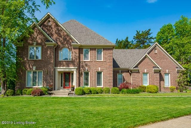 1604 Majestic Woods Pl, Louisville, KY 40245 (#1535135) :: Team Panella