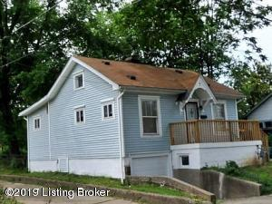 1302 S 23rd St, Louisville, KY 40211 (#1535258) :: The Sokoler-Medley Team