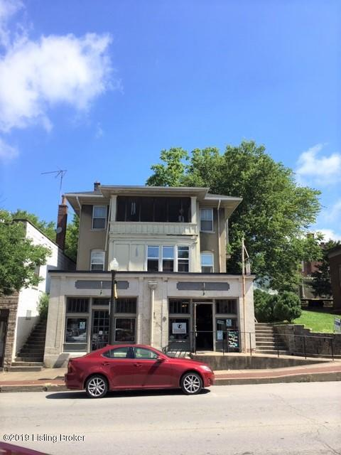 711 Main, Shelbyville, KY 40065 (#1535558) :: Keller Williams Louisville East