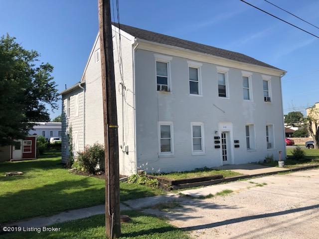 606 Main St, Carrollton, KY 41008 (#1537084) :: The Sokoler-Medley Team