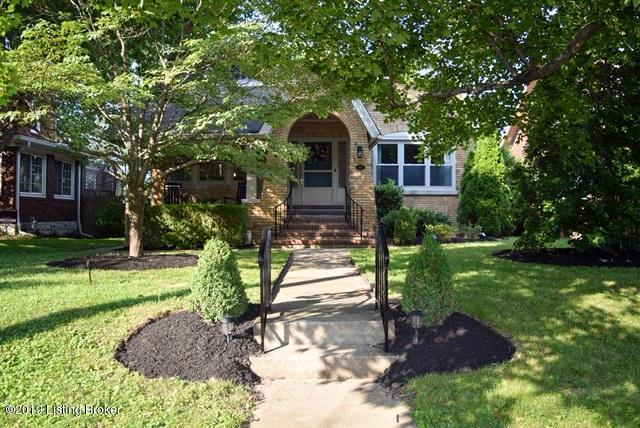 317 Pleasantview Ave, Louisville, KY 40206 (#1537525) :: The Sokoler-Medley Team