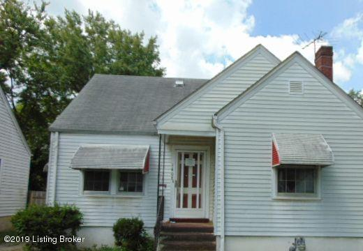1408 Earl Ave, Louisville, KY 40215 (#1540245) :: The Sokoler-Medley Team