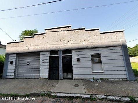 636 Jordan, Louisville, KY 40208 (#1540332) :: At Home In Louisville Real Estate Group