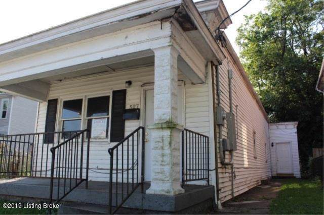 527 N 20th St, Louisville, KY 40203 (#1542870) :: Team Panella