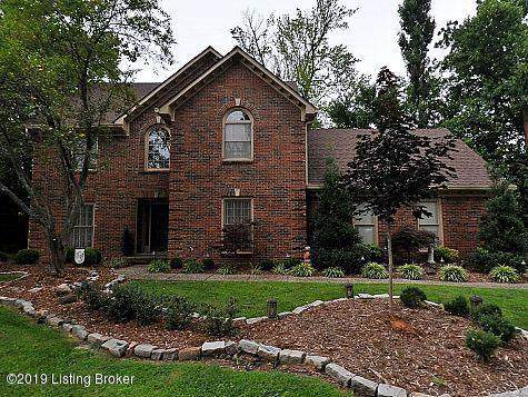 407 Lyndonwoods Cir, Louisville, KY 40222 (#1543666) :: The Sokoler-Medley Team