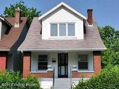 1444 Beech St, Louisville, KY 40211 (#1544341) :: The Stiller Group