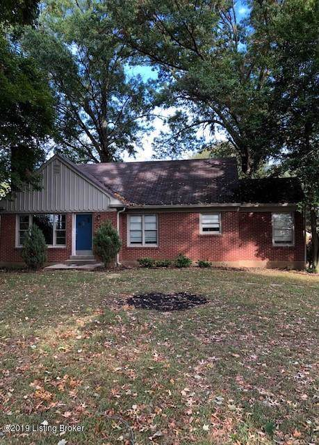 205 Wood Rd, Louisville, KY 40222 (#1545958) :: At Home In Louisville Real Estate Group