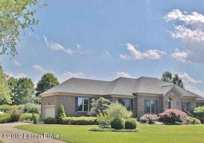 25 Plantation Dr, Shelbyville, KY 40065 (#1547832) :: The Sokoler-Medley Team