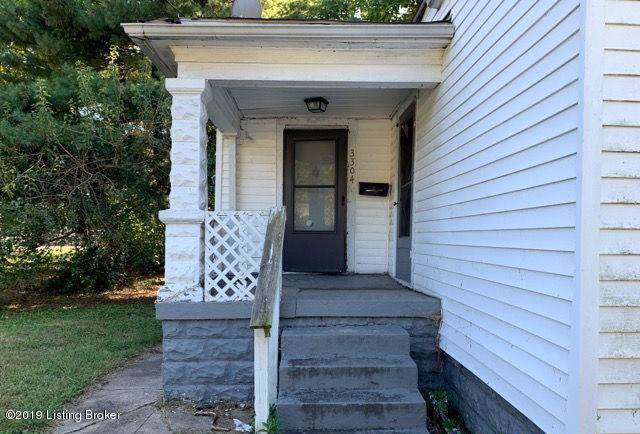 3304 Greenwood Ave, Louisville, KY 40211 (#1547857) :: The Stiller Group