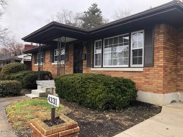 4331 Estate Dr, Louisville, KY 40216 (#1549253) :: The Sokoler-Medley Team