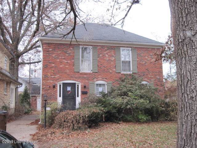 2518 Meadow Rd, Louisville, KY 40205 (#1549284) :: At Home In Louisville Real Estate Group