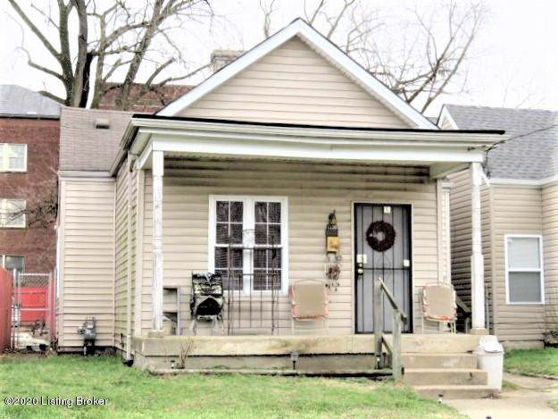 1339 S 26th St, Louisville, KY 40210 (#1550907) :: The Sokoler-Medley Team