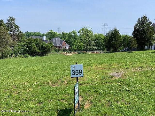 Lot 359 Gavin Ct #359, Louisville, KY 40245 (#1551096) :: The Price Group