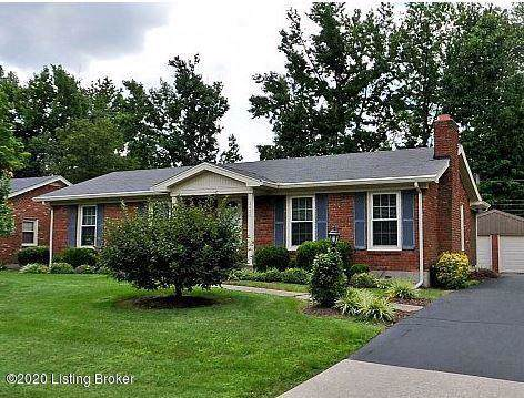 2420 Merriwood Dr, Louisville, KY 40299 (#1551311) :: The Sokoler-Medley Team