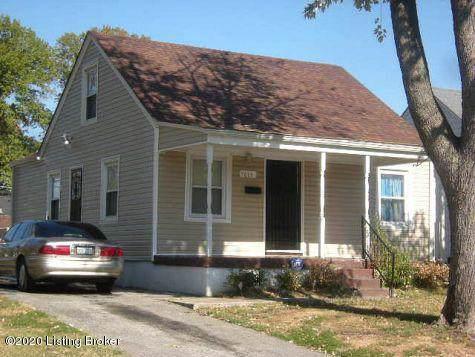 1655 Dixdale Ave, Louisville, KY 40210 (#1551490) :: The Sokoler-Medley Team