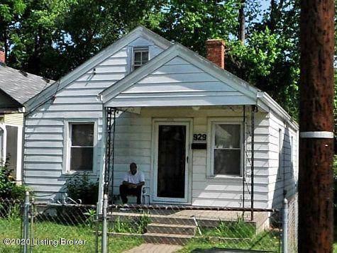 929 Dresden Ave, Louisville, KY 40215 (#1551707) :: The Sokoler-Medley Team
