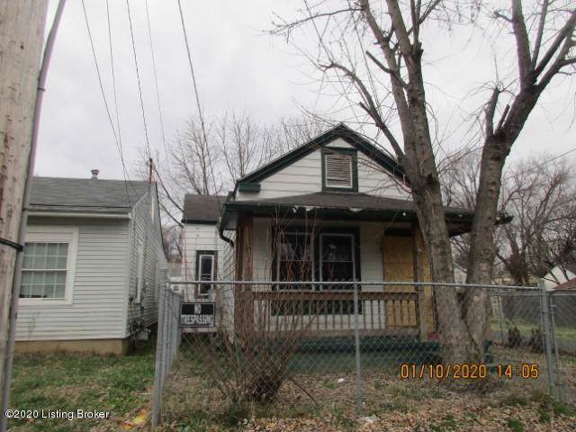 918 Euclid Ave Ave, Louisville, KY 40208 (#1551936) :: The Sokoler-Medley Team