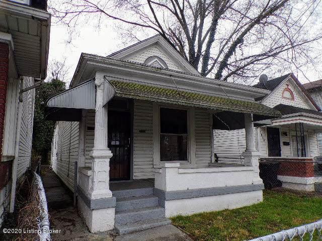 1608 W Oak St, Louisville, KY 40210 (#1556005) :: Team Panella