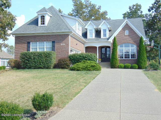 3041 Fallen Wood Ln, La Grange, KY 40031 (#1556424) :: The Sokoler-Medley Team
