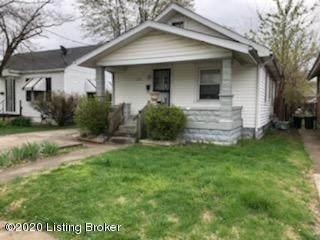 1228 W Woodlawn Ave, Louisville, KY 40215 (#1556472) :: Team Panella