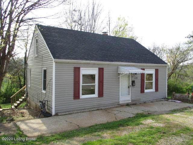 319 N First St, Bardstown, KY 40004 (#1556676) :: The Price Group