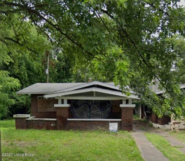 3209 W Broadway, Louisville, KY 40211 (#1556839) :: At Home In Louisville Real Estate Group