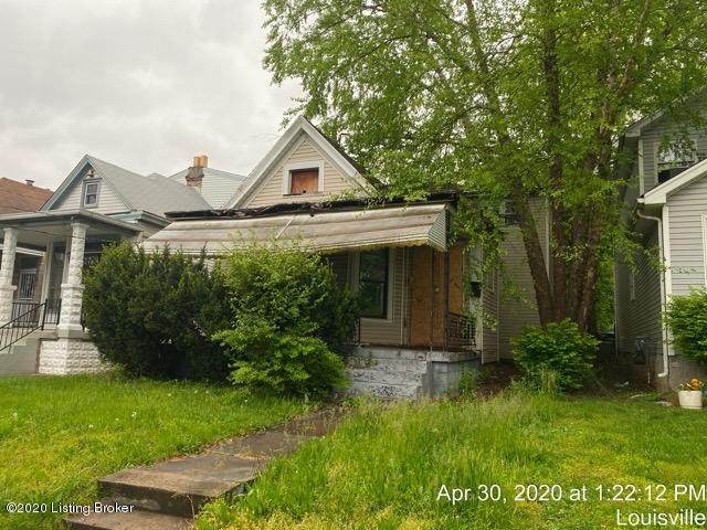 2819 W Chestnut St, Louisville, KY 40211 (#1558340) :: The Stiller Group