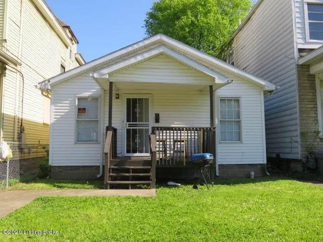 2521 W Chestnut St, Louisville, KY 40211 (#1558599) :: The Stiller Group