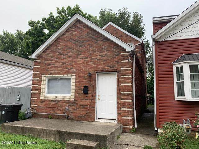 855 Humler St, Louisville, KY 40211 (#1560303) :: The Price Group