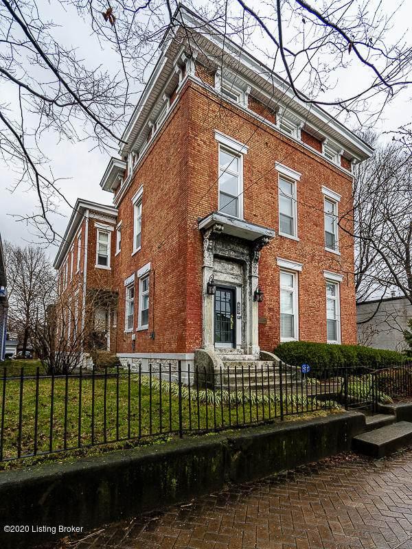 911 E Washington St #3, Louisville, KY 40206 (#1561828) :: The Stiller Group