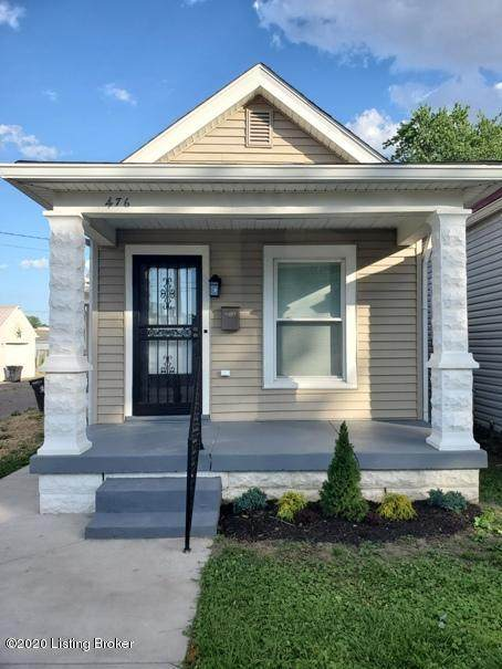476 E Brandeis Ave, Louisville, KY 40217 (#1561865) :: Impact Homes Group