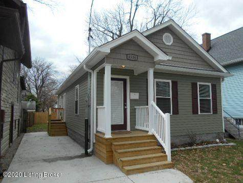 4336 S 3rd St, Louisville, KY 40214 (#1563508) :: The Stiller Group