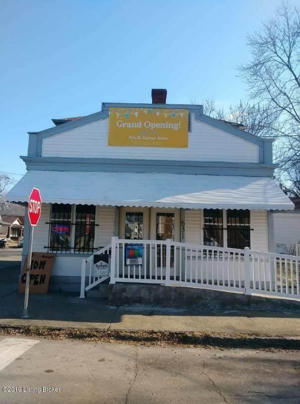 631 N 25th St, Louisville, KY 40212 (#1563529) :: The Stiller Group