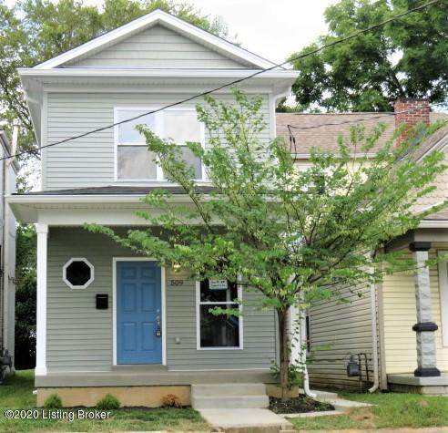 509 E Ormsby Ave, Louisville, KY 40203 (#1566126) :: The Price Group