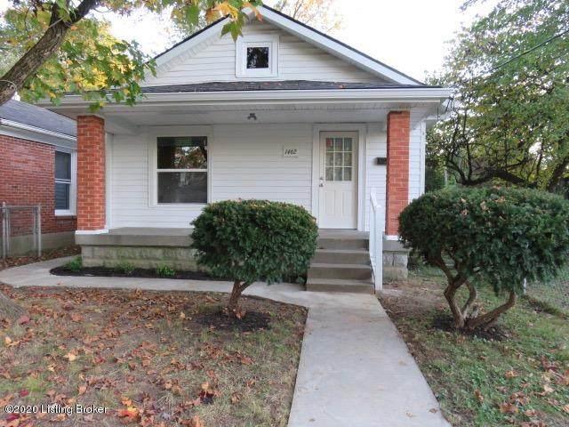 1462 Oakwood Ave, Louisville, KY 40215 (#1572553) :: The Stiller Group