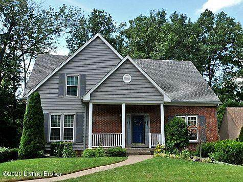 12924 Wooded Forest Rd, Louisville, KY 40243 (#1572554) :: The Sokoler Team