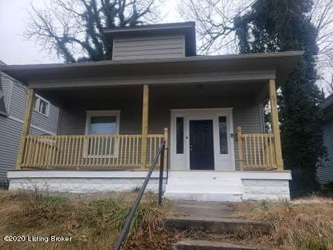 637 S 41st St, Louisville, KY 40211 (#1576565) :: Impact Homes Group