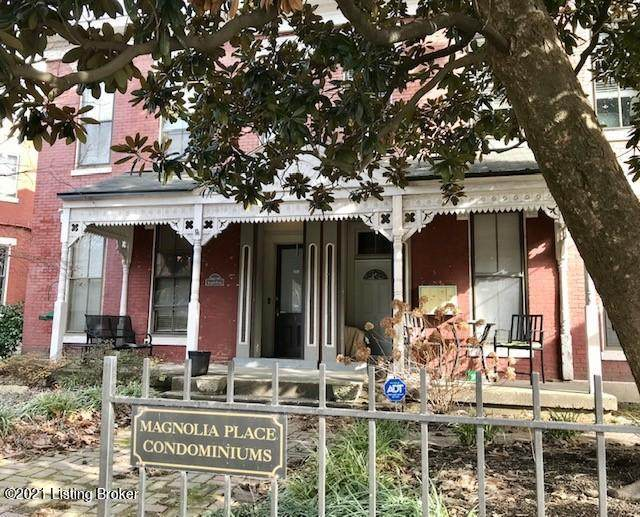 1157 S 1st St #3, Louisville, KY 40203 (#1578743) :: Trish Ford Real Estate Team | Keller Williams Realty