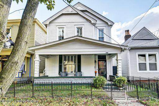 1237 S Floyd St, Louisville, KY 40203 (#1580276) :: Trish Ford Real Estate Team | Keller Williams Realty