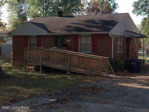 2608 Pioneer Rd, Louisville, KY 40216 (#1581588) :: At Home In Louisville Real Estate Group