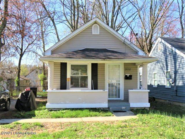 508 Inverness Ave, Louisville, KY 40214 (#1582576) :: Team Panella
