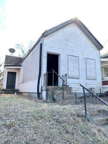 1726 W Hill St, Louisville, KY 40210 (#1583236) :: The Stiller Group